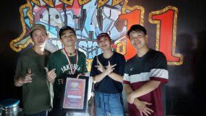 Break Invasion 11 Padang 2019